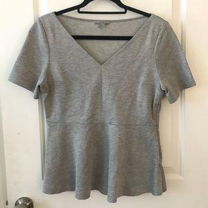 COS Grey Top
